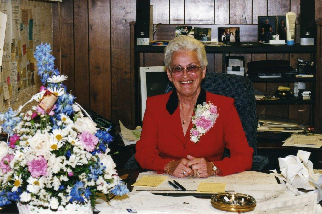 The BSE Credit Union Scholarship is in in honor of Betty L Ellis who served the credit union for 35 years.